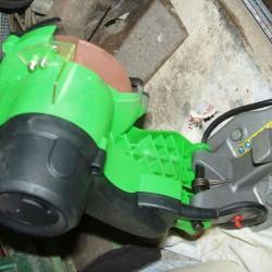 Affuteur électrique chaines de tronçonneuse