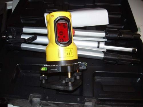 niveau laser automatic