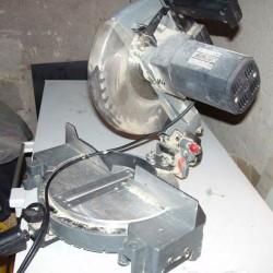 scie à onglet électrique